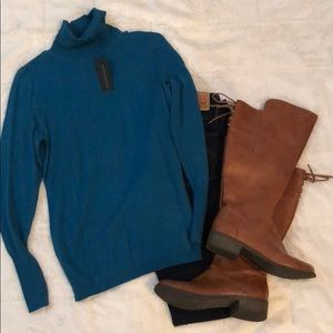 Worthington Turtleneck Sweater NWT Size S